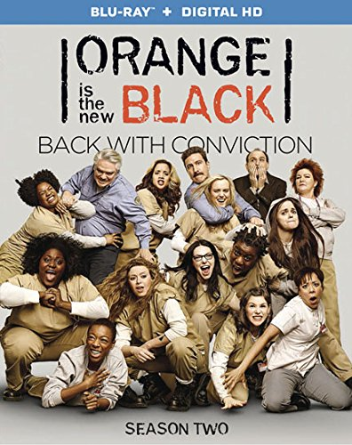 Orange Is the New Black Season 2/ [Blu-ray] [Import]