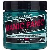 スペシャルセットMANIC PANICマニックパニック:MERMAID (マーメイド)+ヘアカラーケア4点セット