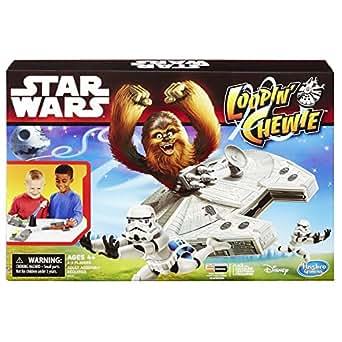 Star Wars Loopin' Chewie Game スターウォーズ ルーピングチューイ ゲーム