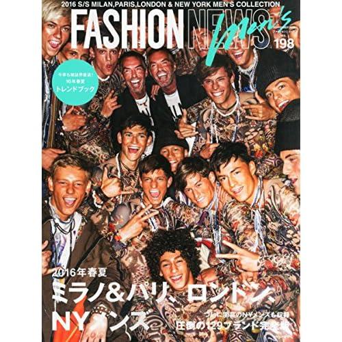 FASHION NEWS 2015年 09 月号 [雑誌]