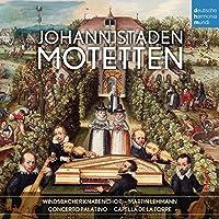 Johann Staden: Kirchenmusik