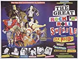 The Great Rock ' n ' Roll Swindleポスター映画27?x 40インチ???69?cm x 102?cm ) ( 1980?) (スタイルB )