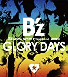 B'z LIVE-GYM Pleasure 2008-GLORY DAYS-(Blu-ray Disc)