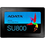 ADATA SU800 256GB 3D-NAND 2.5 Inch SATA III High Speed Read & Write up to 560MB/s & 520MB/s Solid State Drive (ASU800SS-256GT