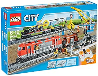 レゴ (LEGO) シティ パワフル貨物列車 60098 (B00SDTYXGC) | Amazon price tracker / tracking, Amazon price history charts, Amazon price watches, Amazon price drop alerts