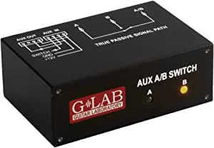 G-LAB AUX A/B switch (RMS) A/Bスイッチャー