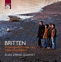 Britten-String Quartets 2 & 3