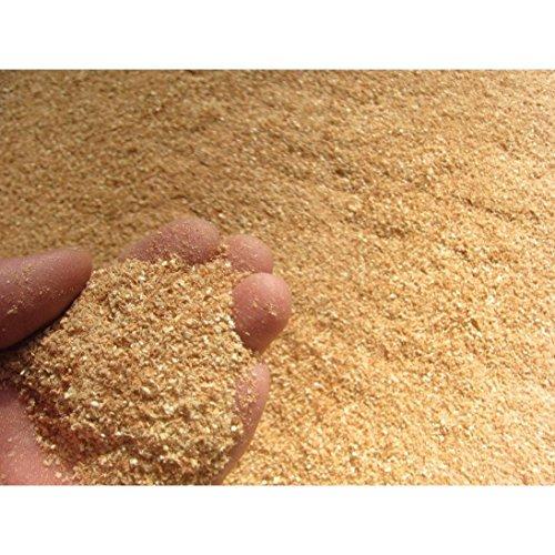 ★無添加★良質な大鋸屑(おがくず)500ml分(約100g) 完全乾燥微粒子込み