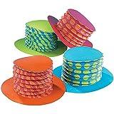 Accordion Party Hats (2 Dozen)