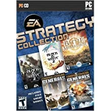 EA Strategy Collection (Black & White 2, Black & White 2 Battle of Gods, Command & Conquer Generals, Command & Conquer Generals Zero Hour, Lord of the Rings Battle for Middle Earth) - PC by Electronic Arts [並行輸入品]