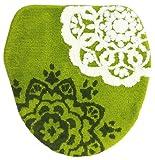 洗浄・暖房 フタカバー グリーン