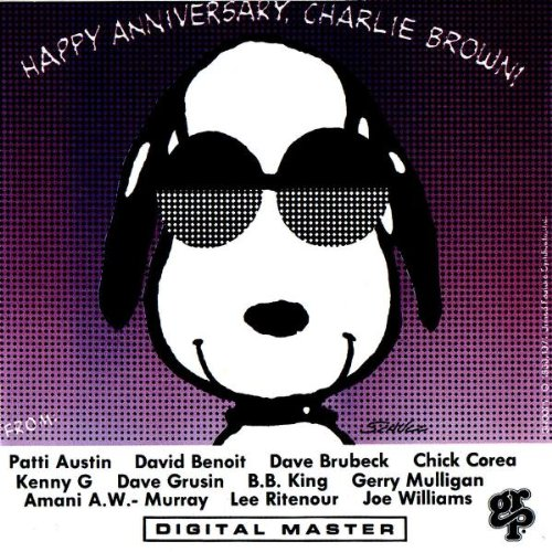 Happy Anniversary Charlie Brown