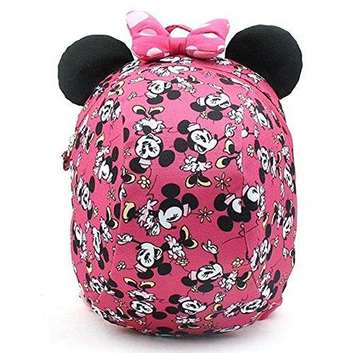 ミッキーマウスの ミニーマウス 超軽量 キッズ用 幼児 子供...
