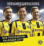 Borussia Dortmund 2018 Postkartenkalender