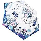 ジェイズプランニング 折畳傘 キキ&ララ ポストマン ブルー 53cm 90249