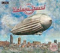 The Lang Companies Vintage Travel 2019 Wall Calendar (19991001988) [並行輸入品]