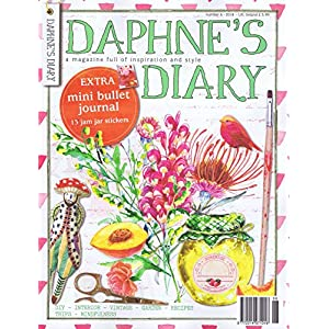 Daphne'S Diary [BE] No. 6 18 2018 (単号)