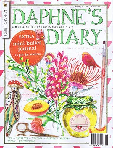 Daphne'S Diary [BE] No. 6 18 2018 (単号)