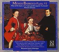 Baroque Mexico Puebla Vol. 6