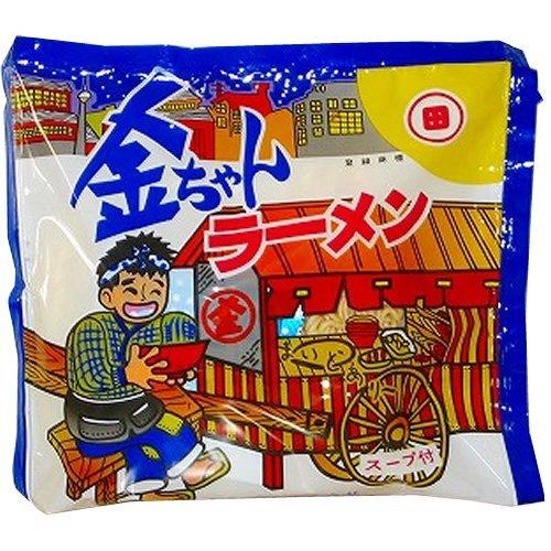 徳島製粉 金ちゃんラーメン袋 103g×30個