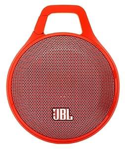 【国内正規品】JBL CLIP ポータブルワイヤレススピーカー Bluetooth対応 レッド JBLCLIPREDAS