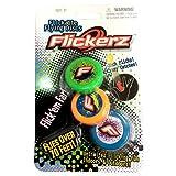 Flickerz フライングディスク Neon 3Pack