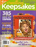 Creating Keepsakes, October 2008 Issue