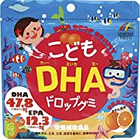 こどもDHAドロップグミ 440920 【健康食品・サプリメント 栄養補助食品 dha】