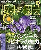 NHK 趣味の園芸 2019年 11月号 [雑誌] (NHKテキスト) 画像