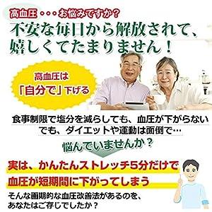 高血圧下げる方法「福辻式」 [DVD]