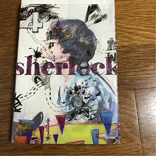 SHINee sherlock CD フォトブック シャイニー 4th mini album