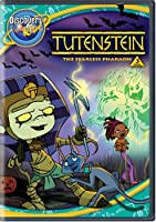 Tutenstein 3: Fearless Pharaoh [DVD]