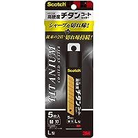 3M スコッチ カッター チタンコート 替え刃 Lサイズ 刃長さ100mm 5枚 TI-CRL5