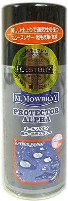 [M.モゥブレィ] オールマイティ防水・防汚スプレー プロテクターアルファ バッグ・傘・衣類にも