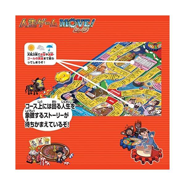 人生ゲーム MOVE !の紹介画像7