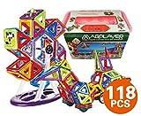 Magplayer(マグプレイヤー) ボックスケースセット 118ピース