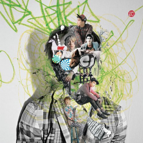 SHINee 3集 - Chapter 1 `Dream Girl-The misconceptions of you' (韓国盤)の詳細を見る