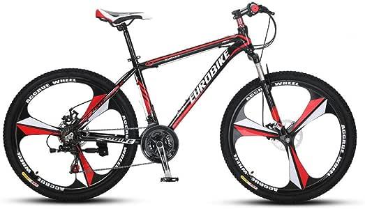 Extrbici X3 マウンテンバイク 自転車 MTB 26インチ シマノ21段変速 アルミニウム ディスクブレーキ サスペンション クロスバイク 通勤用
