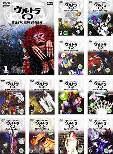 ウルトラQ dark fantasy [レンタル落ち] 全13巻セット [マーケットプレイスDVDセット商品]