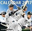 卓上 阪神タイガース 2017年 カレンダー 卓上 CL-531