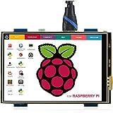 ELECROW 3.5インチ モバイルモニター Raspberry Pi用 3.5インチ モニター タッチパネルモニター HDMI LCD ディスプレイ ポータブルモニター 480*320 小型液晶モニター Raspberry Pi 4B 3B+ 3