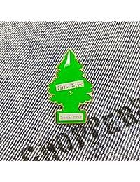 Little Tree リトルツリー エナメル ピンズ ピンバッジ ロゴ グリーン シンボル アメリカン雑貨