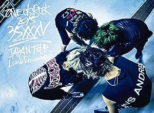 """ONE OK ROCK 2015 """"35xxxv"""" JAPAN TOUR LIVE & DOCUMENTARY [Blu-ray]"""