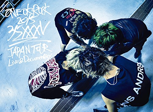 "ONE OK ROCK – ONE OK ROCK 2015 ""35xxxv"" JAPAN TOUR LIVE & DOCUMENTARY (2016) [Blu-Ray to FLAC 24bit/48kHz]"