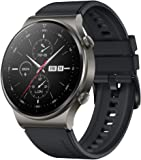 HUAWEI Watch GT2 Pro Night Black/スマートウォッチ/長時間バッテリー/音楽保存?再生【日本正規代理店品】 文字盤サイズ46mm