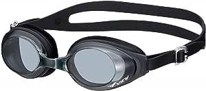 ビュー(VIEW) フィットネス スイミングゴーグル 水泳ゴーグル UVカット 曇り防止 柔らかいシリコン 男女兼用 V610 ゴーグル単体/【アマゾン限定】3点セット