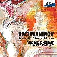 ラフマニノフ:交響曲第2番、カプリッチョ・ボヘミアン