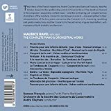 Ravel: Complete Piano & Orchestral Works 画像