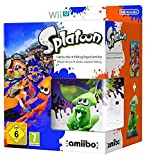 WiiU Splatoon Special Edition + amiibo by Nintendo [並行輸入品]