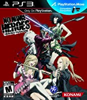No More Heroes: Heroes' Paradise (輸入版) - PS3